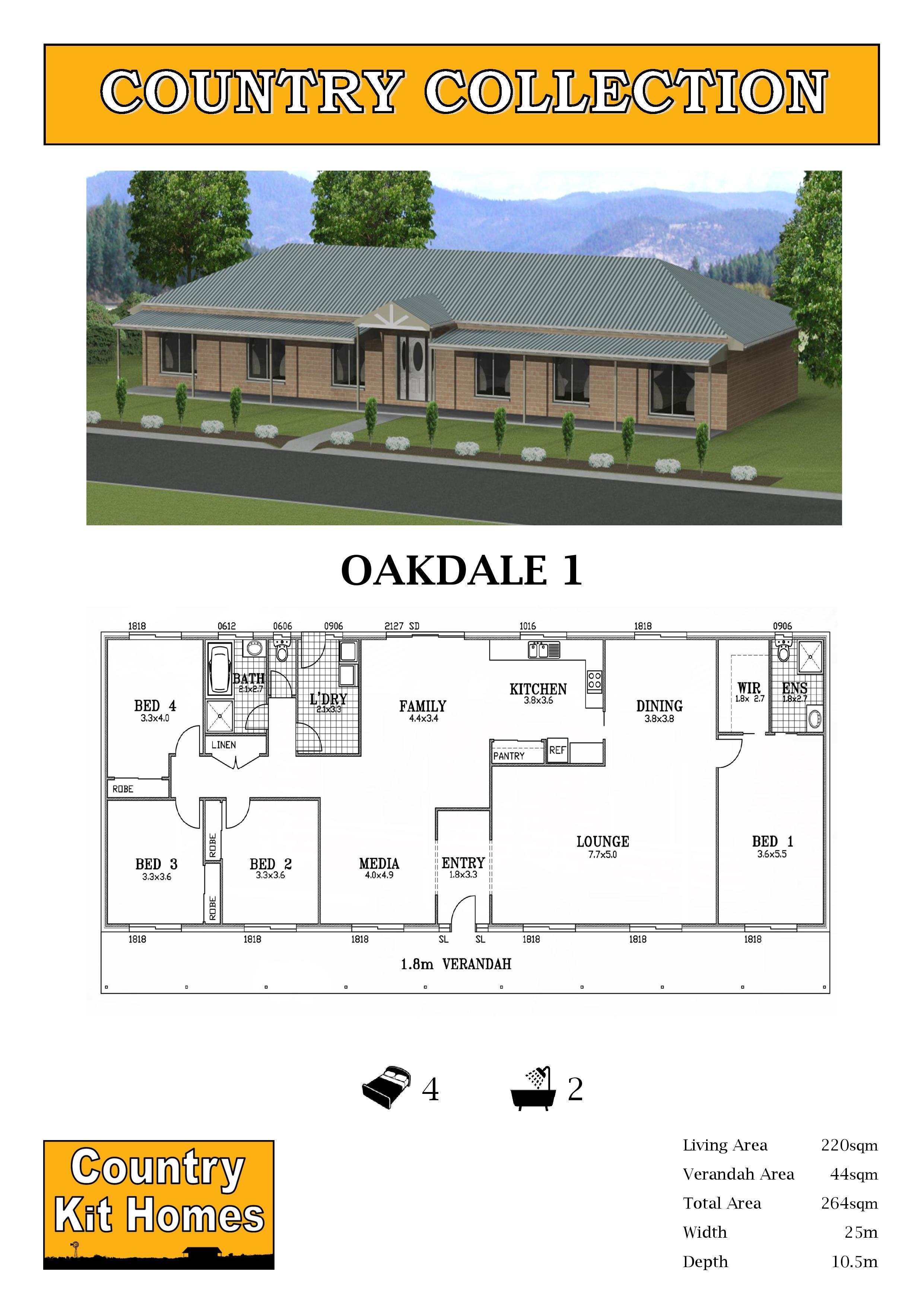 Oakdale 1