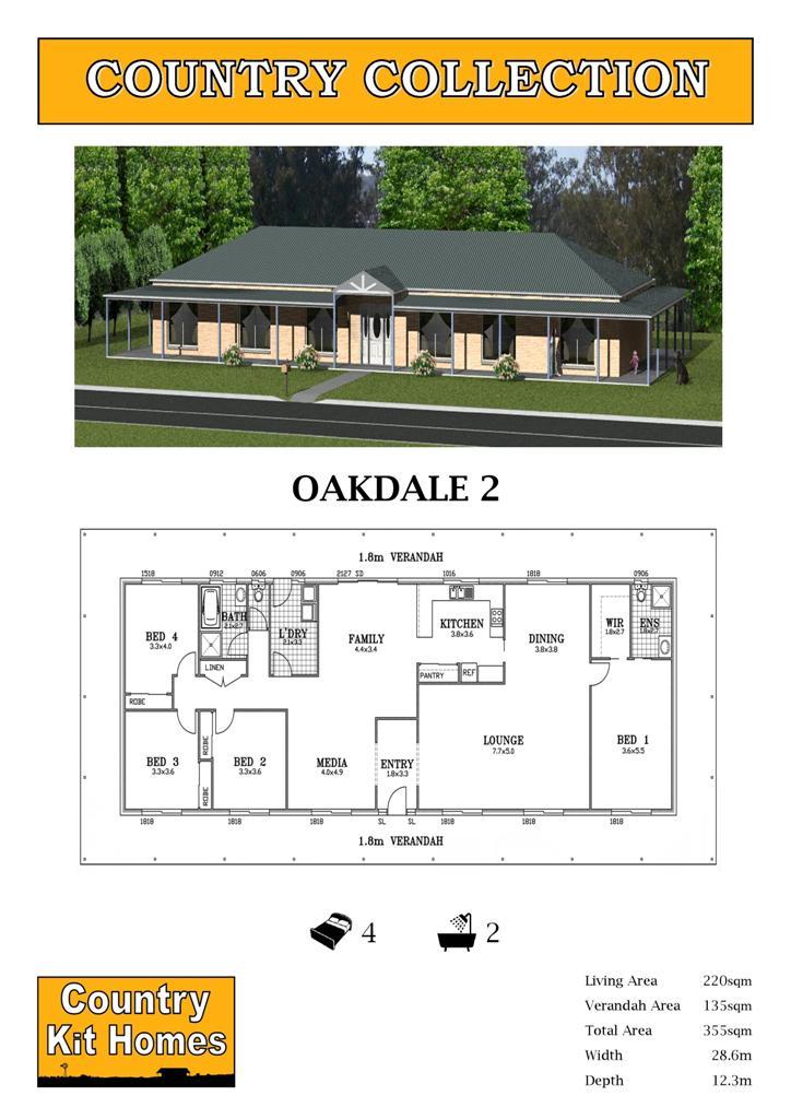 Oakdale 2